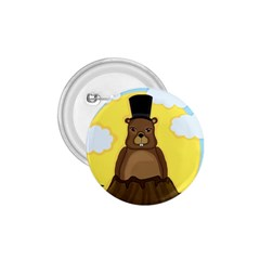 Groundhog 1 75  Buttons by Valentinaart
