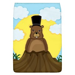 Groundhog Flap Covers (l)  by Valentinaart