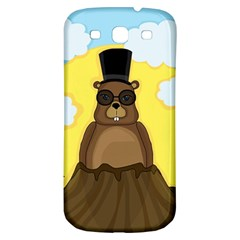 Happy Groundhog Day Samsung Galaxy S3 S Iii Classic Hardshell Back Case