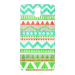 Cute Bohemian Samsung Galaxy Note 3 N9005 Hardshell Back Case by Brittlevirginclothing