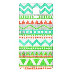 Cute Bohemian Galaxy Note 4 Back Case