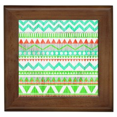 Cute Bohemian  Framed Tiles by Brittlevirginclothing