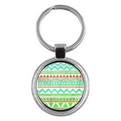 Cute Bohemian  Key Chains (round)  by Brittlevirginclothing