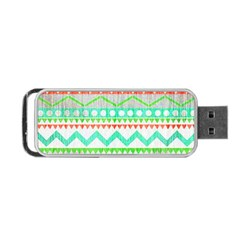 Cute Bohemian  Portable Usb Flash (one Side) by Brittlevirginclothing