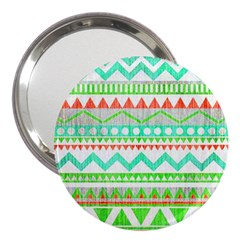 Cute Bohemian 3  Handbag Mirrors by Brittlevirginclothing