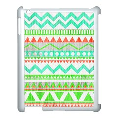 Cute Bohemian Apple Ipad 3/4 Case (white) by Brittlevirginclothing