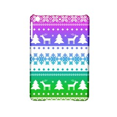 Cute Rainbow Bohemian  Ipad Mini 2 Hardshell Cases by Brittlevirginclothing