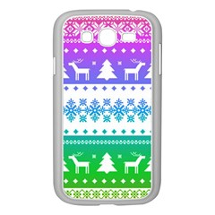 Cute Rainbow Bohemian Samsung Galaxy Grand Duos I9082 Case (white) by Brittlevirginclothing