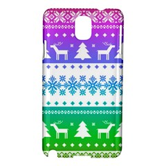 Cute Rainbow Bohemian Samsung Galaxy Note 3 N9005 Hardshell Case by Brittlevirginclothing