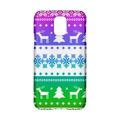 Cute Rainbow Bohemian Samsung Galaxy S5 Hardshell Case  by Brittlevirginclothing