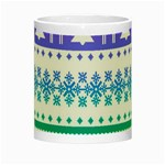 Cute rainbow bohemian Night Luminous Mugs Center