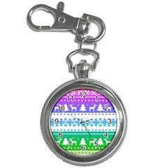 Cute Rainbow Bohemian Key Chain Watches by Brittlevirginclothing