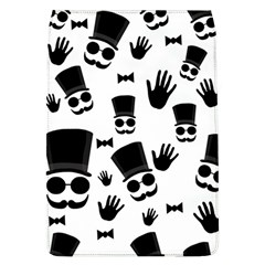 Gentlemen   Black And White Flap Covers (l)  by Valentinaart