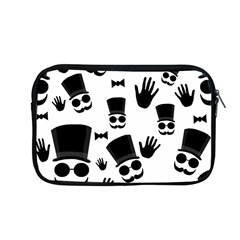 Gentlemen   Black And White Apple Macbook Pro 13  Zipper Case by Valentinaart