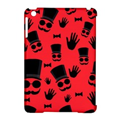 Gentlemen   Red Apple Ipad Mini Hardshell Case (compatible With Smart Cover) by Valentinaart