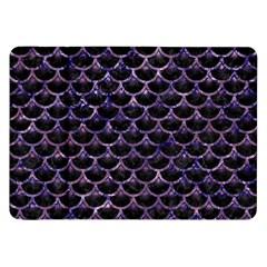 Scales3 Black Marble & Purple Marble Samsung Galaxy Tab 8 9  P7300 Flip Case by trendistuff