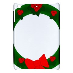 Holiday Wreath Apple Ipad Mini Hardshell Case