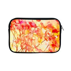 Monotype Art Pattern Leaves Colored Autumn Apple Ipad Mini Zipper Cases by Amaryn4rt