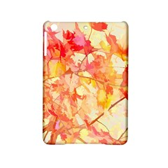 Monotype Art Pattern Leaves Colored Autumn Ipad Mini 2 Hardshell Cases by Amaryn4rt