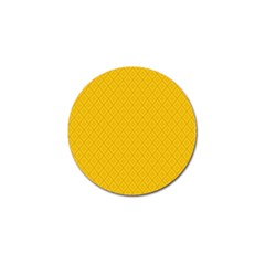 Yellow Flower Golf Ball Marker (10 Pack) by AnjaniArt