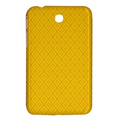 Yellow Flower Samsung Galaxy Tab 3 (7 ) P3200 Hardshell Case