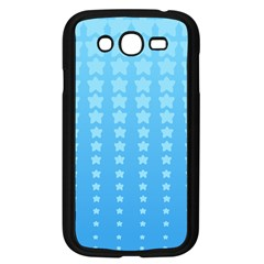 Blue Stars Background Samsung Galaxy Grand Duos I9082 Case (black)