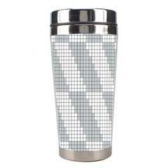 Box Shape Stainless Steel Travel Tumblers