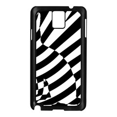 Casino Cat Ready For Scratching Black Samsung Galaxy Note 3 N9005 Case (black)