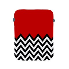 Chevron Red Apple Ipad 2/3/4 Protective Soft Cases