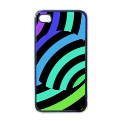 Colorful Roulette Ball Apple Iphone 4 Case (black)