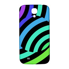 Colorful Roulette Ball Samsung Galaxy S4 I9500/i9505  Hardshell Back Case by AnjaniArt