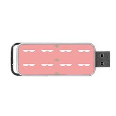 Cool Rose Portable Usb Flash (two Sides) by AnjaniArt
