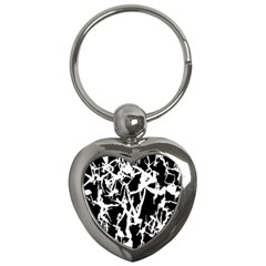 Dancing Yoga Key Chains (heart)