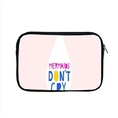 Dont Crt Fun Mermaids Pink Apple Macbook Pro 15  Zipper Case