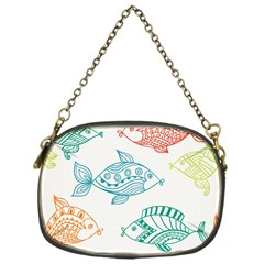 Fish Chain Purses (one Side)  by AnjaniArt