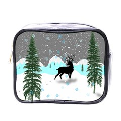 Rocky Mountain High Colorado Mini Toiletries Bags by Amaryn4rt