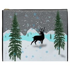 Rocky Mountain High Colorado Cosmetic Bag (xxxl)