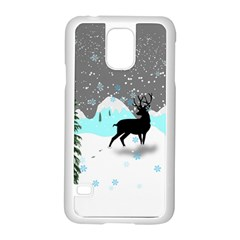 Rocky Mountain High Colorado Samsung Galaxy S5 Case (white) by Amaryn4rt