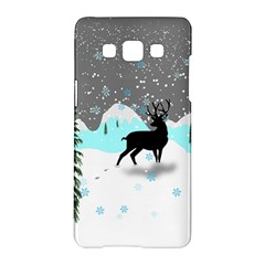 Rocky Mountain High Colorado Samsung Galaxy A5 Hardshell Case  by Amaryn4rt