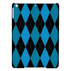 Fabric Background Ipad Air Hardshell Cases by AnjaniArt