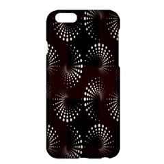 Free Dot Spiral Seamless Apple Iphone 6 Plus/6s Plus Hardshell Case by AnjaniArt