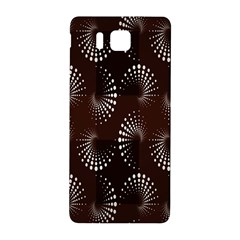 Free Dot Spiral Seamless Samsung Galaxy Alpha Hardshell Back Case by AnjaniArt