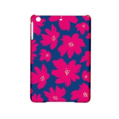 Flower Red Blue Ipad Mini 2 Hardshell Cases