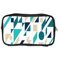Geometric Toiletries Bags