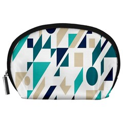 Geometric Accessory Pouches (large)  by AnjaniArt