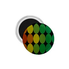 Geometry Round Colorful 1 75  Magnets by AnjaniArt