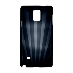 Grey Black Samsung Galaxy Note 4 Hardshell Case