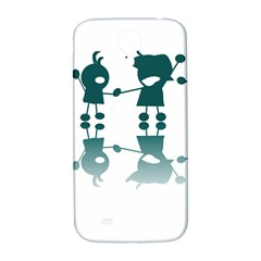 Happy Kids Samsung Galaxy S4 I9500/i9505  Hardshell Back Case