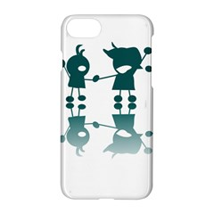 Happy Kids Apple Iphone 7 Hardshell Case
