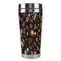 Happy Family Flower Home Sweet Bee Stainless Steel Travel Tumblers